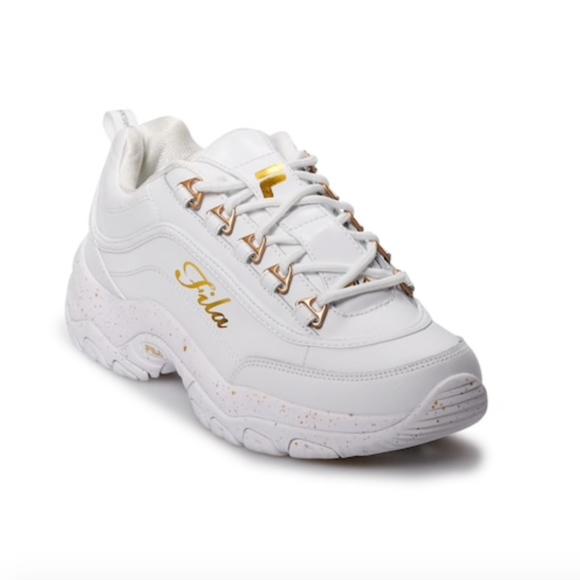 bd92742b70 Fila Strada G Sneakers NWT NWT